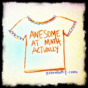 awesome at math